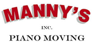Manny's Piano Moving Inc.